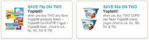 yogurt coupons
