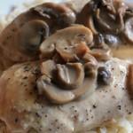 Easy Crock Pot Recipes Mushroom Chicken