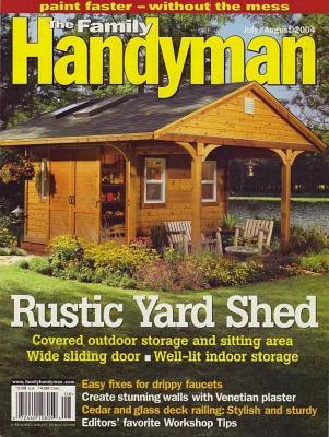 Family Handyman Magazine