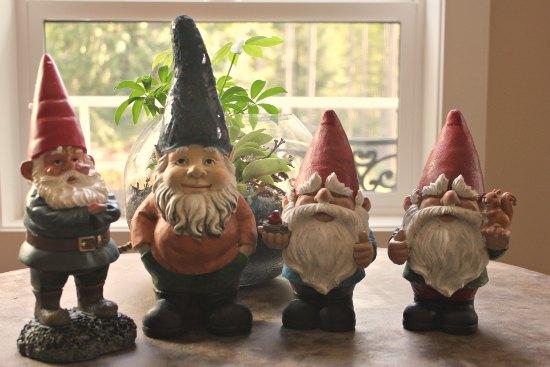 Mavis Garden Gnomes St. Jude Fundraiser