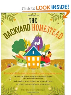 The Backyard Homestead