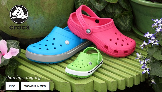 crocs discount sale coupon
