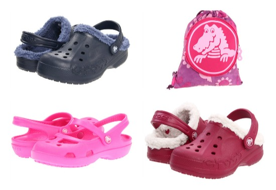 deals on crocs for kids