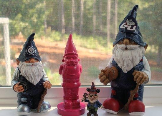 garden gnomes mavis St. Jude Fundraiser