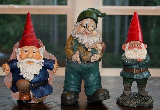 Mavis Asks Readers to Send in Gnomes – Update