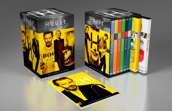 house complete series