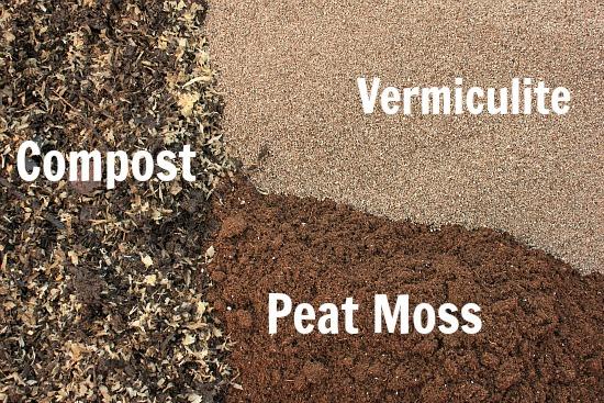 how to make potting soil recipe