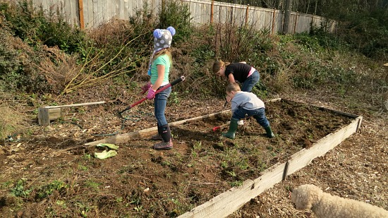 Bartering with Mavis – Trading Garden Work for Rice and Sugar