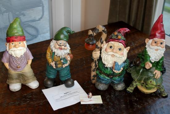 mavis gnomes st. Jude one hundred dollars a month blog