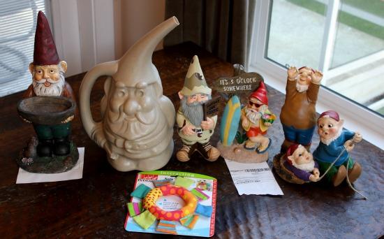 mavis gnomes st. Jude one hundred dollars a month