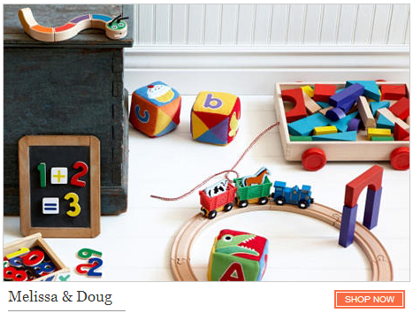 melissa and doug toy sale