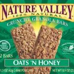 nature-valley granola bars