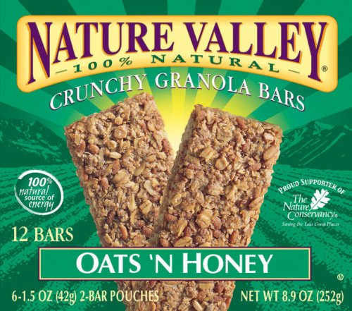 nature-valley granola bars