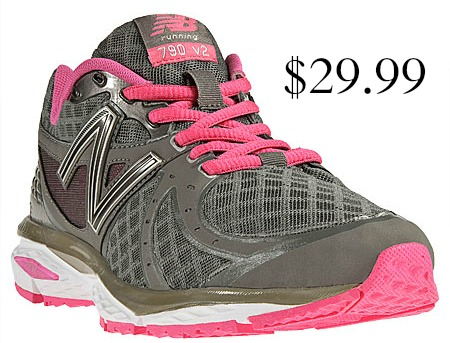 new balance womans running shoe