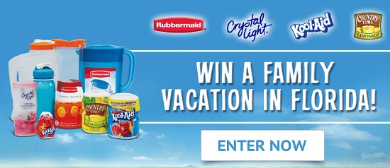 rubbermaid sweepstakes florida