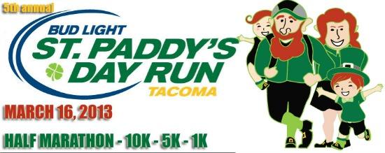 Fitness Friday – 7 Weeks to go Until the Tacoma City Marathon