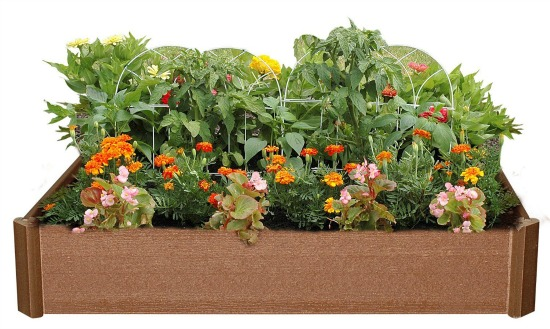 Greenland Gardener 6-Inch Raised Bed