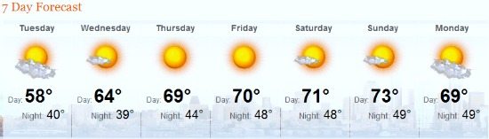 Komo tv weather forecast