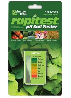 Luster Leaf 1612 Rapitest pH Soil Tester