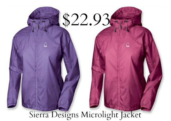 Sierra Designs Microlight Jacket