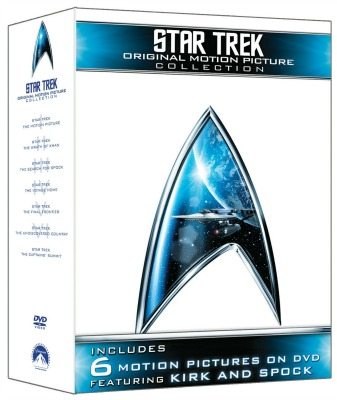 Star Trek Original Motion Picture Collection
