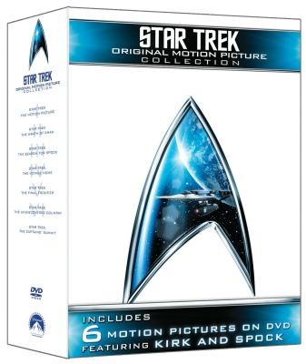 Star Trek Original Motion Picture Collection