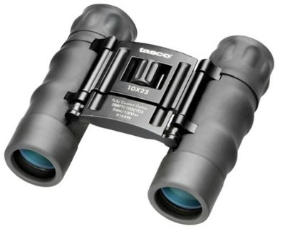 Tasco Essentials 10x25 Compact Binocular