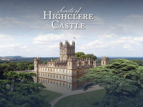 Friday Night at the Movies – The Secrets of Highclere Castle