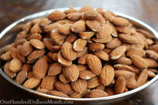 Easy Crock Pot Recipes – Curried Almonds