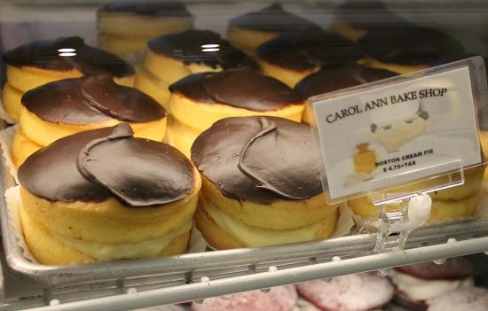 boston cream pie carol ann bake shop Faneuil Hall - Boston, Massachusetts