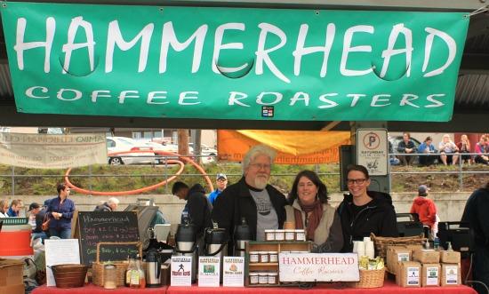 Bellingham Farmers Market – Fresh Vegetables, Hammerhead Coffee, Mushroom Kits, Plants and More
