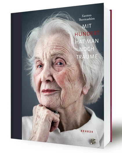 Happy at 100 – Portraits of Centenarians