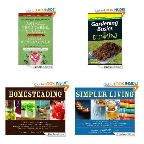 kindle books gardening