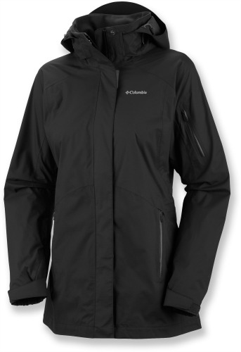 reci columbia black jacket
