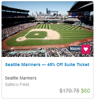 seattle mariners suite tickets