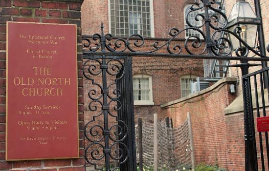 the old north church boston