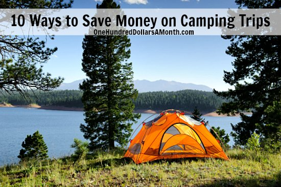 10 Ways to Save Money on Camping Trips
