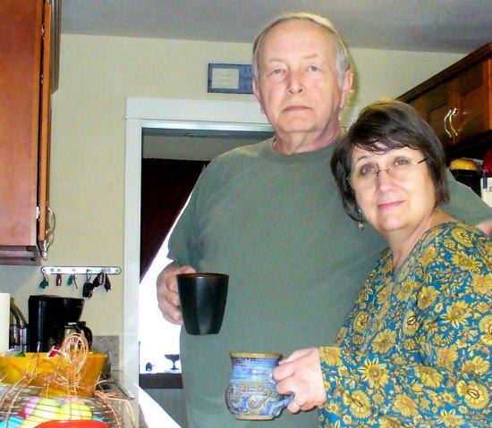 David and Sylvia