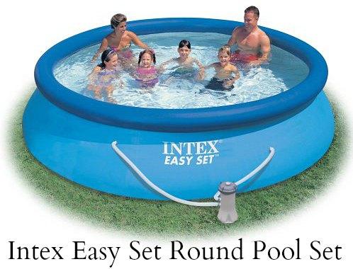 Intex Easy Set Round Pool Set