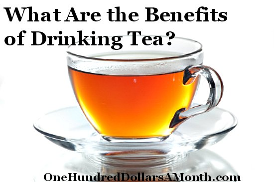 What Are the Benefits of Drinking Tea?