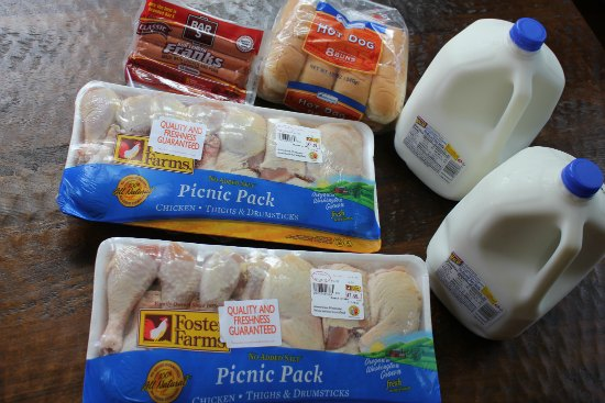 Mondays with Mavis – How to Feed Your Family for $100 a Month