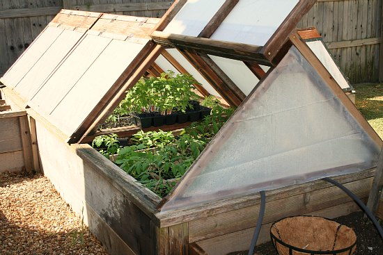 Gardening in Oklahoma – Raised Garden Beds + a Potato Tower