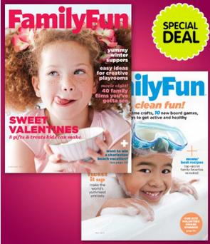 family fun magazine coupons