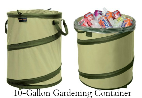 fiskers 10-Gallon Gardening Container