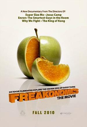 Friday Night at the Movies – Freakanomics