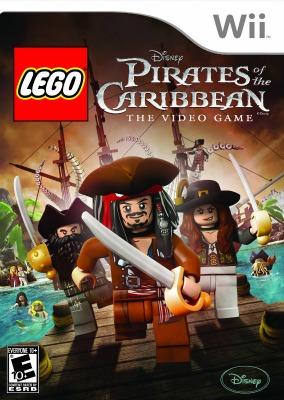 lego pirates wii