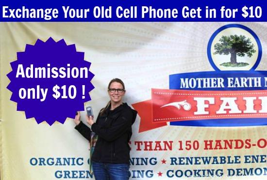 mother earth news fair coupon