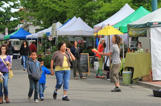 Broadway Farmers Market – Tacoma Farmers Market
