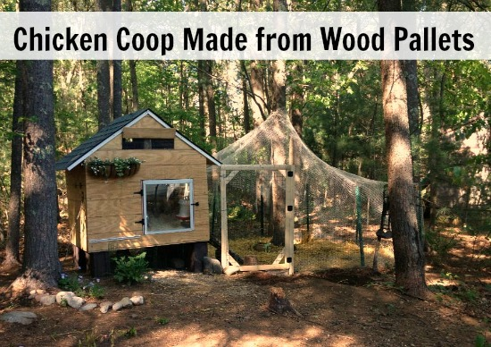 DIY-Chicken-coop-designs-recycled-wood-pallets