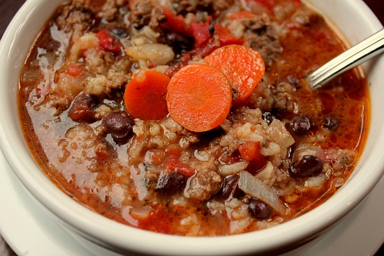 Easy-Crock-Pot-Soups-Vegetable-Soup-with-Beef